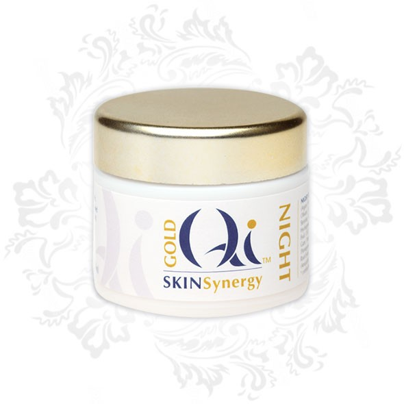 (Discontinued) Gold Qi Night Cream, 50ml