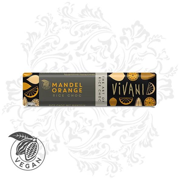 Vivani - Almond Orange (35g)
