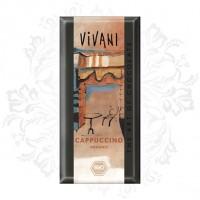 Vivani - Cappuccino chocolate (100% organic)