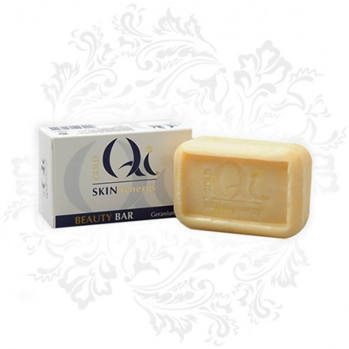 Geranium Scented Facial Cleansing Bar for Mature Skin