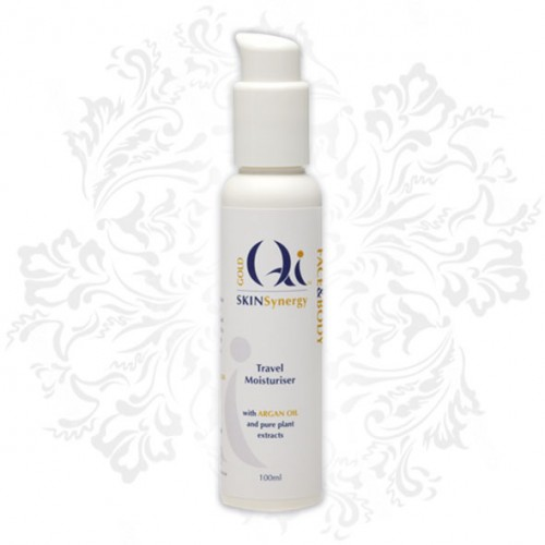 (Discontinued) Gold Qi Travel Moisturiser Face and Body, 100ml