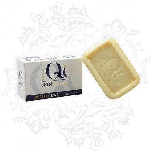 Lemongrass Scented Facial Cleansing Bar for Normal Skin