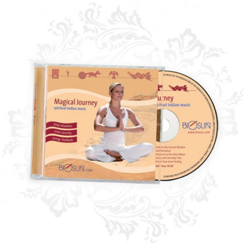 Indian Music CD - Magical Journey