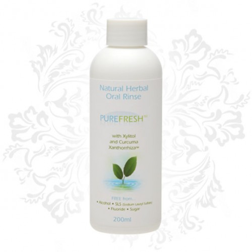 Natural Herbal Oral Rinse, 200ml