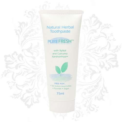 Natural Herbal Toothpaste, 75ml