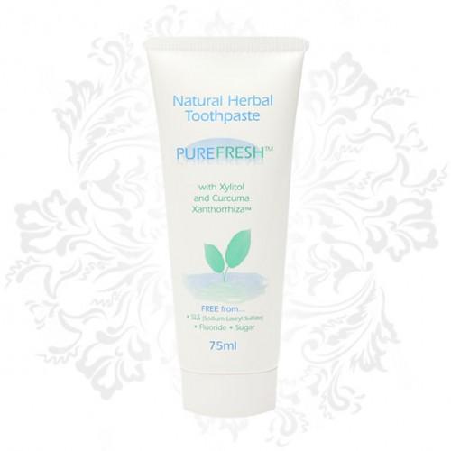 Natural Herbal Toothpaste, 75ml