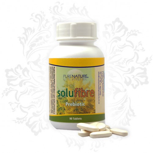 Solufibre prebiotic, 90 Tablets