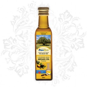 (Discontinued) ArganGold Virgin Argan Oil Toasted, 250ml