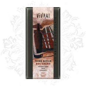 Vivani - 85% Dark Chocolate Delight